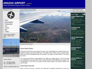 Araxos Airport