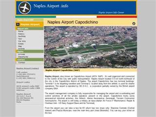 Naples Airport Capodichino