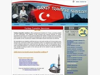 Turkey airport and port transfer services